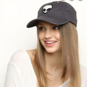 Brandy Melville alien cap